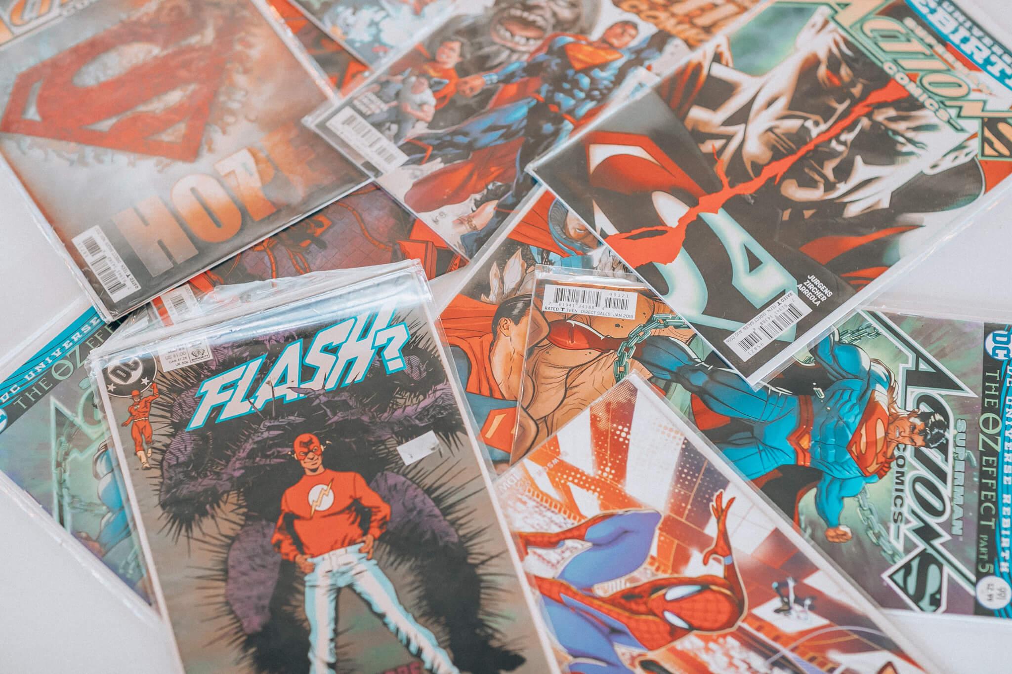 Viking FM Cash For Kids Superhero Day