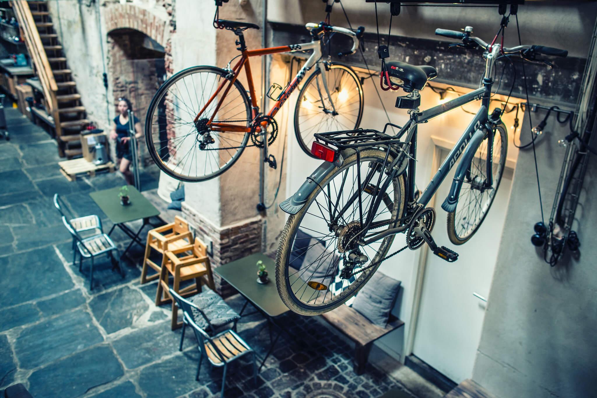 Hull SCITT Bikes