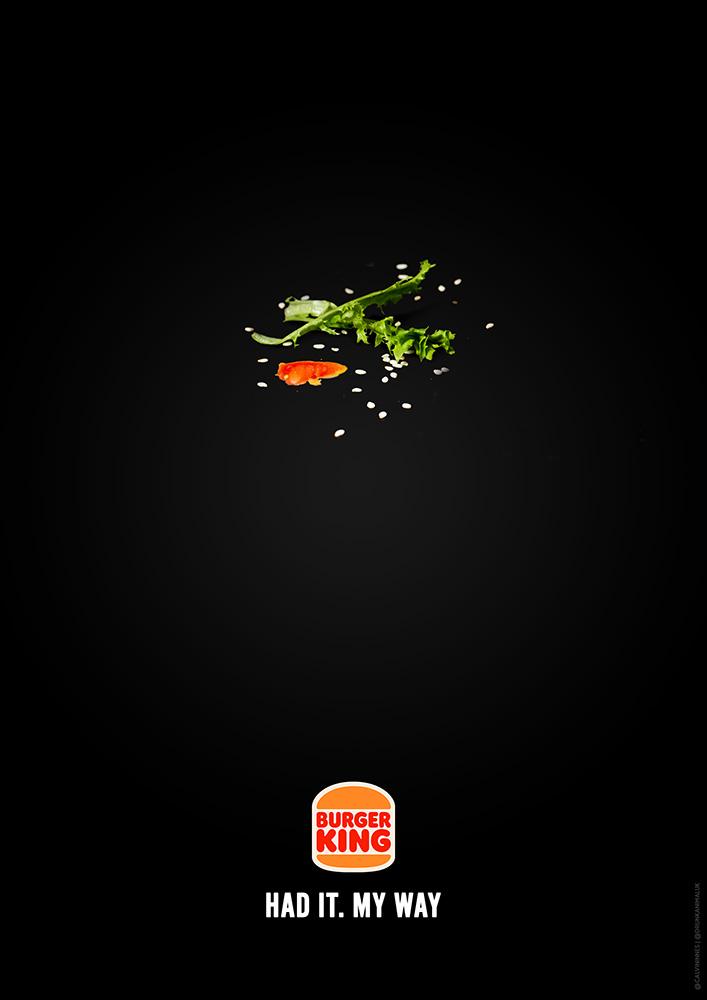 Burger King Advert - Had It My Way