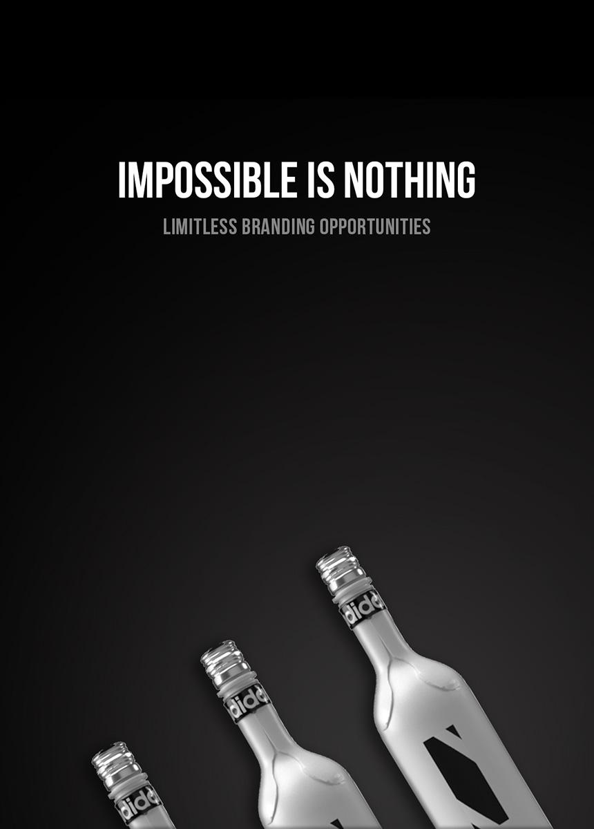 Adidas Frugal Bottle
