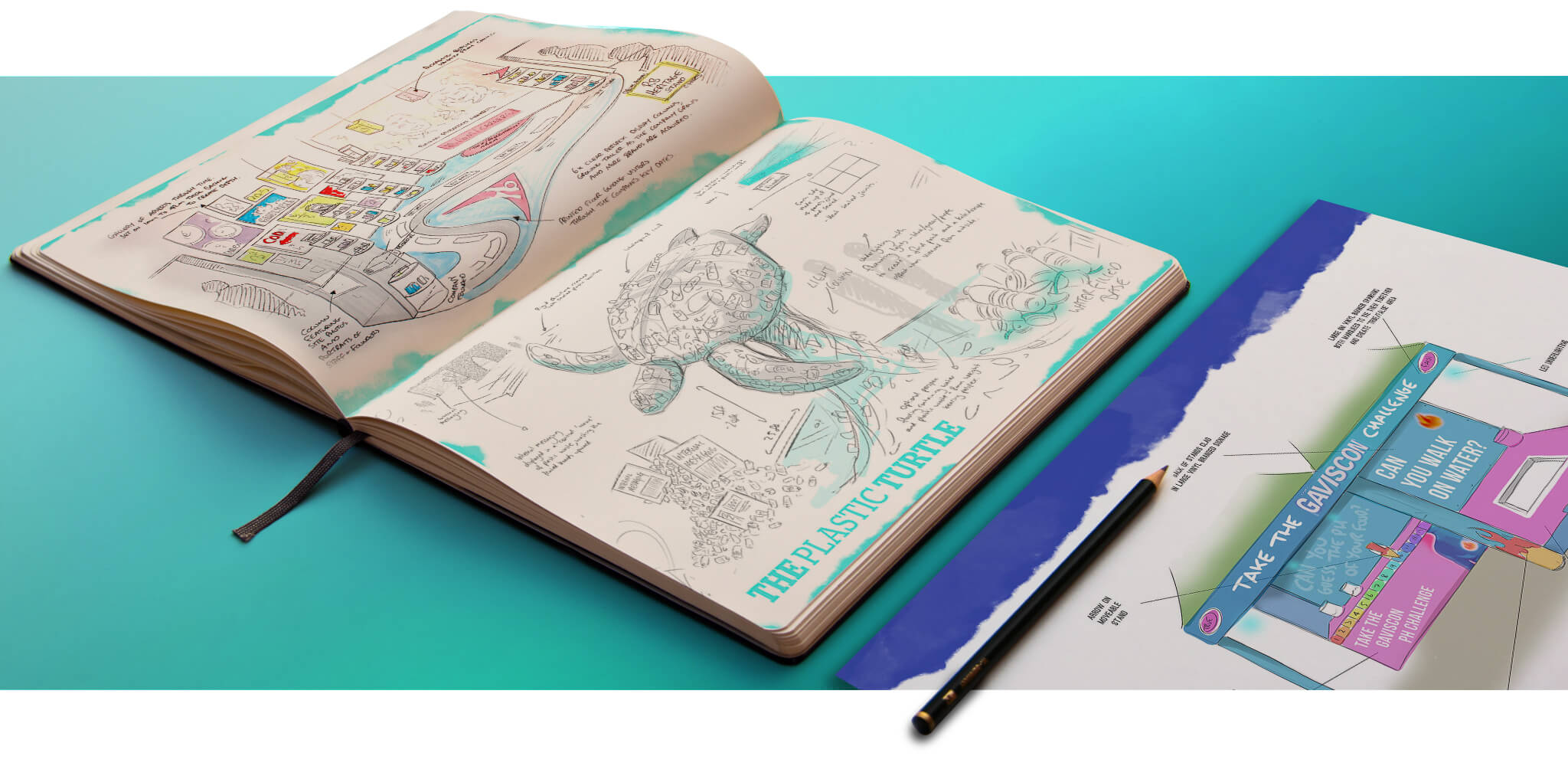 Portfolio - British Science Festival - Concepts V1