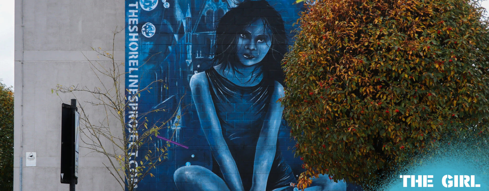 Portfolio - The Shorelines Project- The Girl
